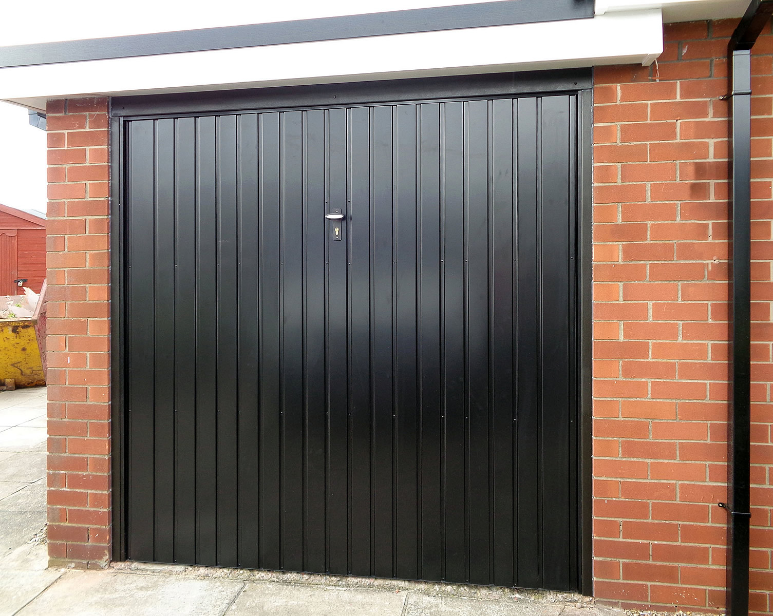 Canopy Garage Doors In Cheshire Supplied Fitted And Repairs
